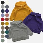 KIDS FASHION STATION/全10色裏毛パーカー